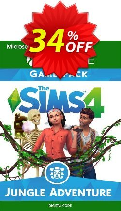 The Sims 4: Jungle Adventure Xbox One Coupon discount The Sims 4: Jungle Adventure Xbox One Deal - The Sims 4: Jungle Adventure Xbox One Exclusive offer for iVoicesoft