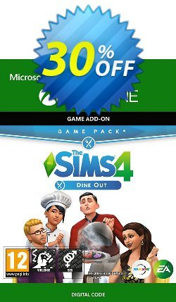 The Sims 4 - Dine Out Game Pack Xbox One Coupon discount The Sims 4 - Dine Out Game Pack Xbox One Deal - The Sims 4 - Dine Out Game Pack Xbox One Exclusive offer for iVoicesoft