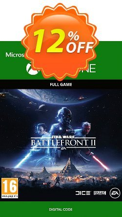 Star Wars Battlefront 2 Xbox One Coupon discount Star Wars Battlefront 2 Xbox One Deal - Star Wars Battlefront 2 Xbox One Exclusive offer for iVoicesoft