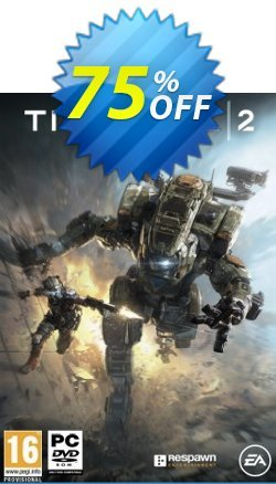 Titanfall 2 PC Coupon discount Titanfall 2 PC Deal. Promotion: Titanfall 2 PC Exclusive offer for iVoicesoft