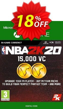 NBA 2K20: 15,000 VC Xbox One Coupon discount NBA 2K20: 15,000 VC Xbox One Deal. Promotion: NBA 2K20: 15,000 VC Xbox One Exclusive offer for iVoicesoft
