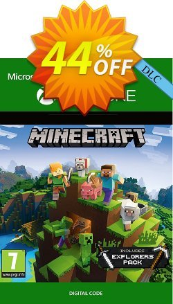 Minecraft: Explorers Pack DLC Xbox One Coupon discount Minecraft: Explorers Pack DLC Xbox One Deal - Minecraft: Explorers Pack DLC Xbox One Exclusive offer for iVoicesoft