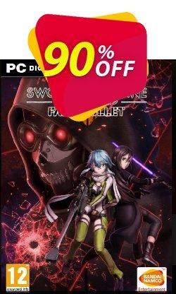 SWORD ART ONLINE: Fatal Bullet PC Coupon discount SWORD ART ONLINE: Fatal Bullet PC Deal - SWORD ART ONLINE: Fatal Bullet PC Exclusive offer for iVoicesoft