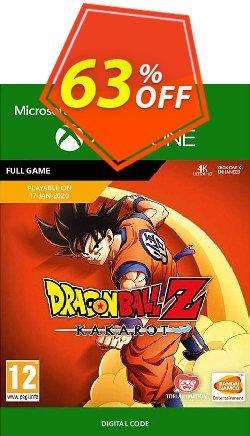 Dragon Ball Z: Kakarot Xbox One Coupon discount Dragon Ball Z: Kakarot Xbox One Deal - Dragon Ball Z: Kakarot Xbox One Exclusive offer for iVoicesoft