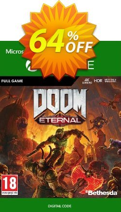 DOOM Eternal Xbox One Coupon discount DOOM Eternal Xbox One Deal - DOOM Eternal Xbox One Exclusive offer for iVoicesoft