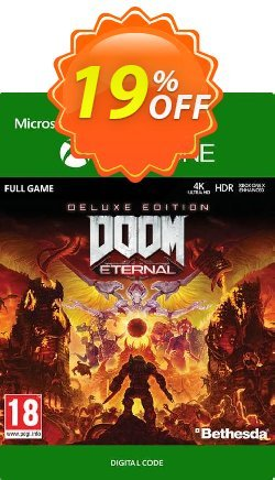 DOOM Eternal - Deluxe Edition Xbox One Coupon discount DOOM Eternal - Deluxe Edition Xbox One Deal - DOOM Eternal - Deluxe Edition Xbox One Exclusive offer for iVoicesoft