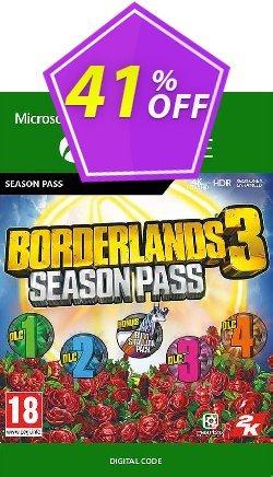 Borderlands 3: Season Pass Xbox One Coupon discount Borderlands 3: Season Pass Xbox One Deal - Borderlands 3: Season Pass Xbox One Exclusive offer for iVoicesoft