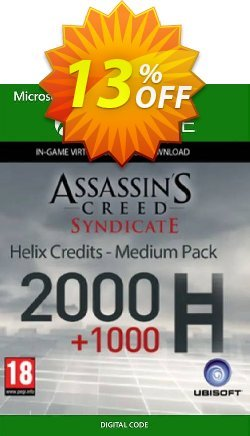 Assassin's Creed Syndicate - Helix Credit Medium Pack Xbox One Coupon discount Assassin's Creed Syndicate - Helix Credit Medium Pack Xbox One Deal - Assassin's Creed Syndicate - Helix Credit Medium Pack Xbox One Exclusive offer for iVoicesoft