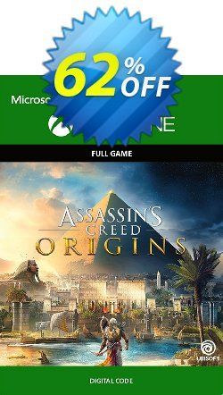Assassins Creed Origins Xbox One Coupon discount Assassins Creed Origins Xbox One Deal - Assassins Creed Origins Xbox One Exclusive offer for iVoicesoft