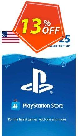 PlayStation Network - PSN Card - 25 USD Coupon discount PlayStation Network (PSN) Card - 25 USD Deal - PlayStation Network (PSN) Card - 25 USD Exclusive offer for iVoicesoft