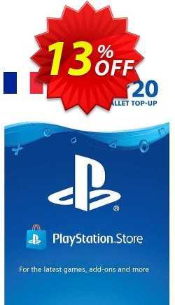 PlayStation Network - PSN Card - 20 EUR - France  Coupon discount PlayStation Network (PSN) Card - 20 EUR (France) Deal - PlayStation Network (PSN) Card - 20 EUR (France) Exclusive offer for iVoicesoft