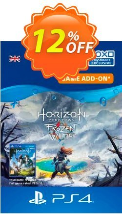 Horizon Zero Dawn: The Frozen Wilds PS4 Coupon discount Horizon Zero Dawn: The Frozen Wilds PS4 Deal - Horizon Zero Dawn: The Frozen Wilds PS4 Exclusive offer for iVoicesoft