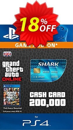 Grand Theft Auto Online - GTA V 5 Tiger Shark Cash Card PS4 Coupon discount Grand Theft Auto Online (GTA V 5) Tiger Shark Cash Card PS4 Deal - Grand Theft Auto Online (GTA V 5) Tiger Shark Cash Card PS4 Exclusive offer for iVoicesoft