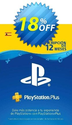 PlayStation Plus - PS+ - 12 Month Subscription - Spain  Coupon discount PlayStation Plus (PS+) - 12 Month Subscription (Spain) Deal - PlayStation Plus (PS+) - 12 Month Subscription (Spain) Exclusive offer for iVoicesoft