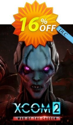 XCOM 2 PC: War of the Chosen DLC Coupon discount XCOM 2 PC: War of the Chosen DLC Deal - XCOM 2 PC: War of the Chosen DLC Exclusive offer for iVoicesoft
