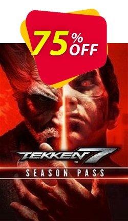 Tekken 7 - Season Pass PC Coupon discount Tekken 7 - Season Pass PC Deal - Tekken 7 - Season Pass PC Exclusive offer for iVoicesoft