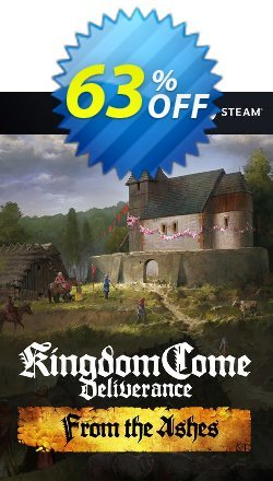Kingdom Come Deliverance PC - From the Ashes DLC Coupon discount Kingdom Come Deliverance PC - From the Ashes DLC Deal - Kingdom Come Deliverance PC - From the Ashes DLC Exclusive offer for iVoicesoft
