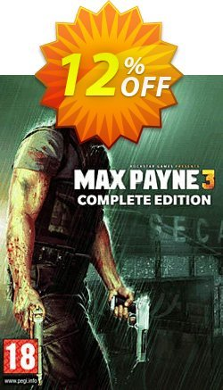 Max Payne 3 Complete Edition PC Coupon discount Max Payne 3 Complete Edition PC Deal - Max Payne 3 Complete Edition PC Exclusive offer for iVoicesoft
