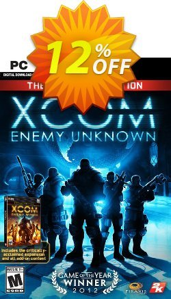 XCOM Enemy Unknown Complete Edition PC - EU  Coupon discount XCOM Enemy Unknown Complete Edition PC (EU) Deal - XCOM Enemy Unknown Complete Edition PC (EU) Exclusive offer for iVoicesoft