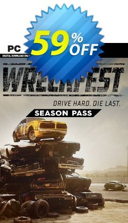 Wreckfest - Season Pass PC Coupon discount Wreckfest - Season Pass PC Deal - Wreckfest - Season Pass PC Exclusive offer for iVoicesoft