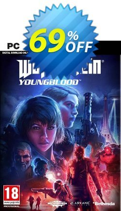 Wolfenstein: Youngblood PC - EMEA  Coupon discount Wolfenstein: Youngblood PC (EMEA) Deal - Wolfenstein: Youngblood PC (EMEA) Exclusive offer for iVoicesoft