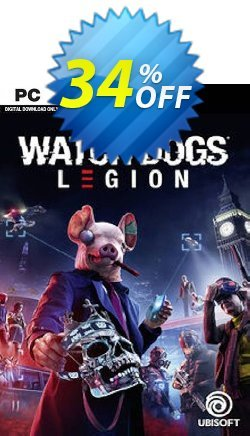 Watch Dogs: Legion PC Coupon discount Watch Dogs: Legion PC Deal - Watch Dogs: Legion PC Exclusive offer for iVoicesoft