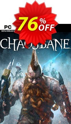 Warhammer Chaosbane PC Coupon discount Warhammer Chaosbane PC Deal - Warhammer Chaosbane PC Exclusive offer for iVoicesoft