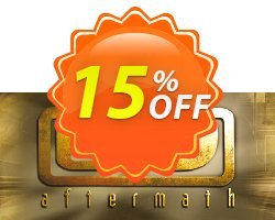 UFO Aftermath PC Coupon discount UFO Aftermath PC Deal. Promotion: UFO Aftermath PC Exclusive offer for iVoicesoft