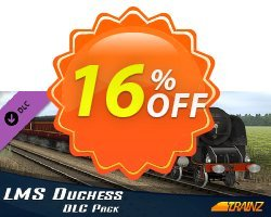 Trainz Simulator DLC The Duchess PC Coupon discount Trainz Simulator DLC The Duchess PC Deal. Promotion: Trainz Simulator DLC The Duchess PC Exclusive offer for iVoicesoft