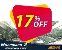 Trainz Murchison 2 PC Coupon discount Trainz Murchison 2 PC Deal. Promotion: Trainz Murchison 2 PC Exclusive offer for iVoicesoft