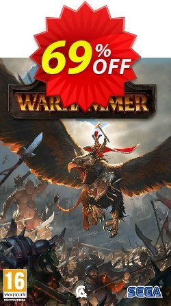 Total War: Warhammer PC Coupon discount Total War: Warhammer PC Deal - Total War: Warhammer PC Exclusive offer for iVoicesoft
