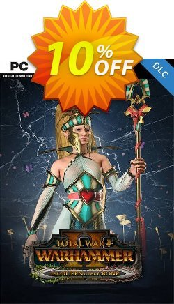 Total War Warhammer II 2 PC - The Queen & The Crone DLC Coupon discount Total War Warhammer II 2 PC - The Queen & The Crone DLC Deal - Total War Warhammer II 2 PC - The Queen & The Crone DLC Exclusive offer for iVoicesoft