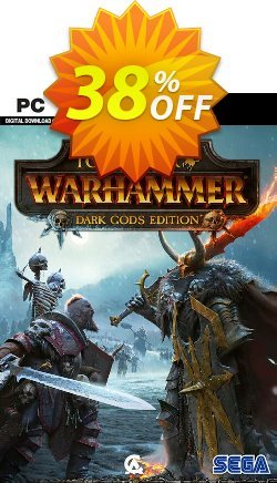Total War Warhammer Dark Gods Edition PC Coupon discount Total War Warhammer Dark Gods Edition PC Deal - Total War Warhammer Dark Gods Edition PC Exclusive offer for iVoicesoft