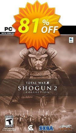 Total War: Shogun 2 - Collection PC Coupon discount Total War: Shogun 2 - Collection PC Deal - Total War: Shogun 2 - Collection PC Exclusive offer for iVoicesoft