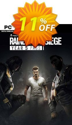 Tom Clancy's Rainbow Six Siege - Year 5 Pass PC Coupon discount Tom Clancy's Rainbow Six Siege - Year 5 Pass PC Deal. Promotion: Tom Clancy's Rainbow Six Siege - Year 5 Pass PC Exclusive offer for iVoicesoft