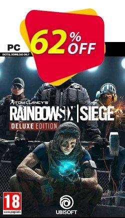 Tom Clancy's Rainbow Six Siege Deluxe Edition PC Coupon discount Tom Clancy's Rainbow Six Siege Deluxe Edition PC Deal - Tom Clancy's Rainbow Six Siege Deluxe Edition PC Exclusive offer for iVoicesoft