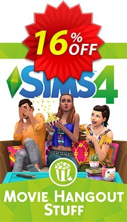 The Sims 4 - Movie Hangout Stuff PC Coupon discount The Sims 4 - Movie Hangout Stuff PC Deal - The Sims 4 - Movie Hangout Stuff PC Exclusive offer for iVoicesoft