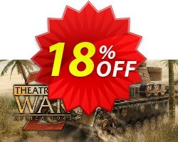 Theatre of War 2 Africa 1943 PC Coupon discount Theatre of War 2 Africa 1943 PC Deal - Theatre of War 2 Africa 1943 PC Exclusive offer for iVoicesoft