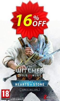 The Witcher 3 Wild Hunt - Hearts of Stone PC Coupon discount The Witcher 3 Wild Hunt - Hearts of Stone PC Deal - The Witcher 3 Wild Hunt - Hearts of Stone PC Exclusive offer for iVoicesoft