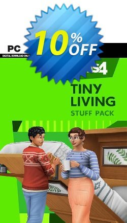 The Sims 4 - Tiny Living Stuff Pack PC Coupon discount The Sims 4 - Tiny Living Stuff Pack PC Deal - The Sims 4 - Tiny Living Stuff Pack PC Exclusive offer for iVoicesoft