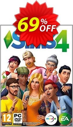 The Sims 4 - Standard Edition PC/Mac - ENG  Coupon discount The Sims 4 - Standard Edition PC/Mac (ENG) Deal - The Sims 4 - Standard Edition PC/Mac (ENG) Exclusive offer for iVoicesoft