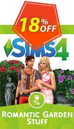 The Sims 4 - Romantic Garden Stuff PC Coupon discount The Sims 4 - Romantic Garden Stuff PC Deal - The Sims 4 - Romantic Garden Stuff PC Exclusive offer for iVoicesoft