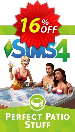The Sims 4 - Perfect Patio Stuff PC Coupon discount The Sims 4 - Perfect Patio Stuff PC Deal - The Sims 4 - Perfect Patio Stuff PC Exclusive offer for iVoicesoft