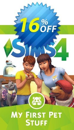 The Sims 4 - My First Pet Stuff PC Coupon discount The Sims 4 - My First Pet Stuff PC Deal - The Sims 4 - My First Pet Stuff PC Exclusive offer for iVoicesoft