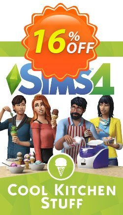The Sims 4 - Cool Kitchen Stuff PC Coupon discount The Sims 4 - Cool Kitchen Stuff PC Deal - The Sims 4 - Cool Kitchen Stuff PC Exclusive offer for iVoicesoft