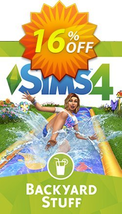 The Sims 4 - Backyard Stuff PC Coupon discount The Sims 4 - Backyard Stuff PC Deal - The Sims 4 - Backyard Stuff PC Exclusive offer for iVoicesoft