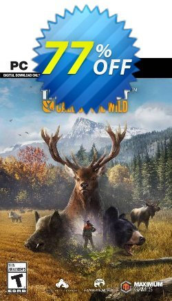 The Hunter Call of the Wild - 2019 Edition PC - EU  Coupon discount The Hunter Call of the Wild - 2021 Edition PC (EU) Deal - The Hunter Call of the Wild - 2021 Edition PC (EU) Exclusive offer for iVoicesoft