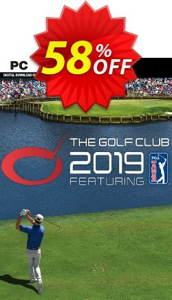 The Golf Club 2019 featuring PGA TOUR PC Coupon discount The Golf Club 2021 featuring PGA TOUR PC Deal - The Golf Club 2021 featuring PGA TOUR PC Exclusive offer for iVoicesoft