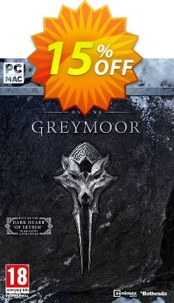 The Elder Scrolls Online - Greymoor PC Coupon discount The Elder Scrolls Online - Greymoor PC Deal - The Elder Scrolls Online - Greymoor PC Exclusive offer for iVoicesoft