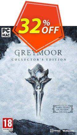 The Elder Scrolls Online - Greymoor Digital Collector's Edition PC Coupon discount The Elder Scrolls Online - Greymoor Digital Collector's Edition PC Deal - The Elder Scrolls Online - Greymoor Digital Collector's Edition PC Exclusive offer for iVoicesoft